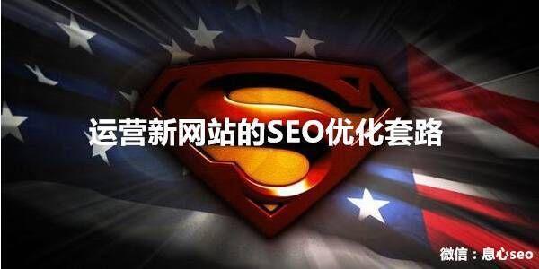 新网站运营的SEO优化套路